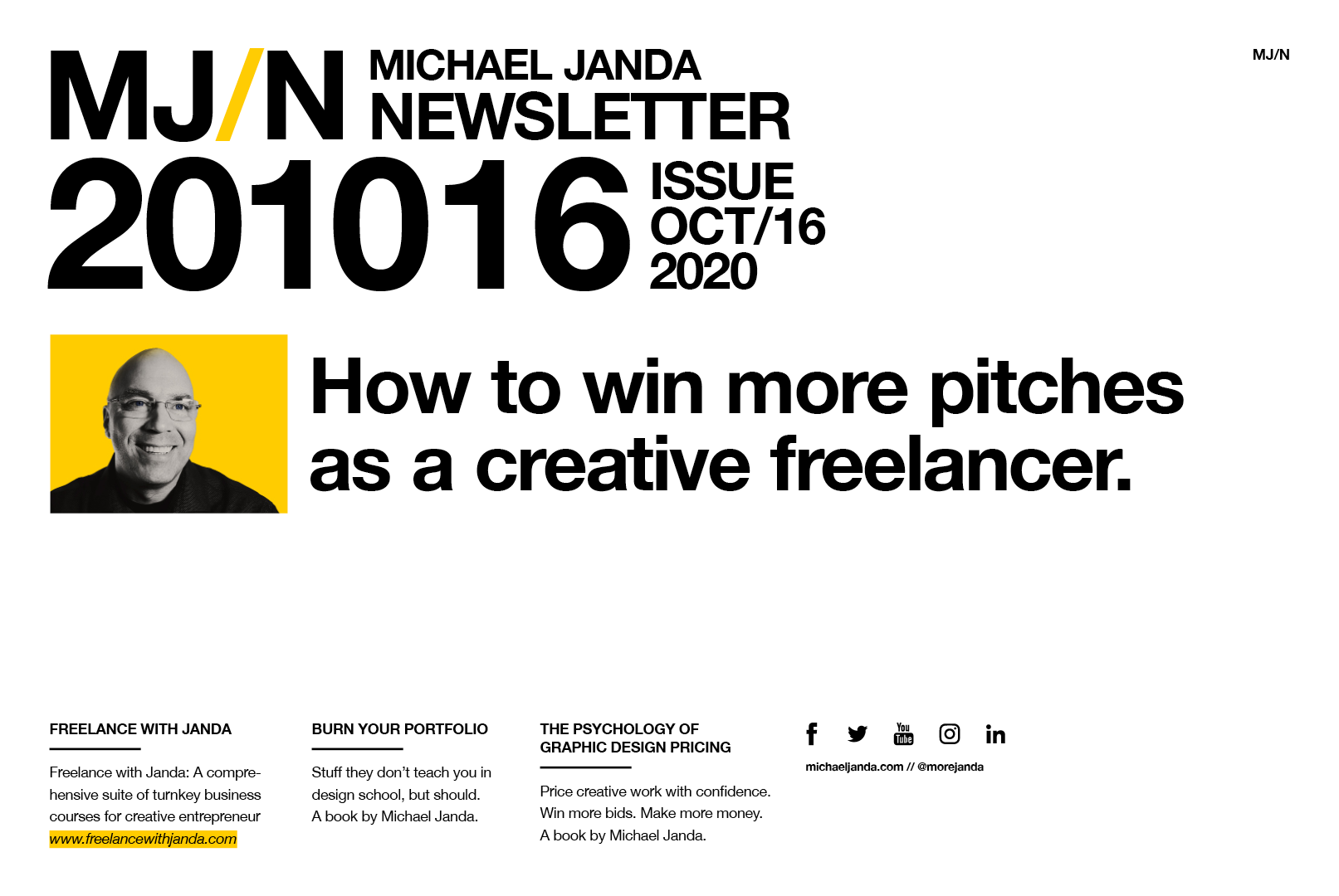 How to win more pitches as a creative freelancer.